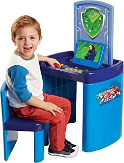 Paw Patrol Pretend N' Play Activity Table Set with One Chair