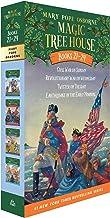 Magic Tree House Books 21-24 Boxed Set: American History Quartet (Magic Tree House (R)) PDF