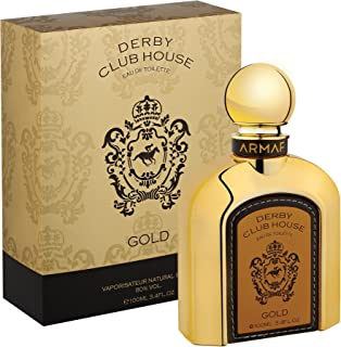 Armaf Derby Club House Gold Eau De Toilette Spray 100 ml