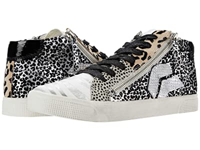 Dolce Vita Zonya (White Leopard Haircalf) Women