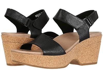 Earth Kella (Black Oregon) High Heels