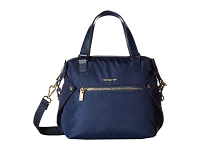 Hedgren Prisma Spectral Handbag (Dress Blue) Handbags