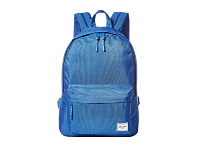 Herschel Supply Co. Classic (Monaco Blue Crosshatch) Backpack Bags
