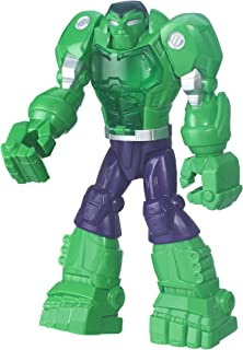Super Hero Adventures Playskool Heroes Marvel Mech Armor Hulk