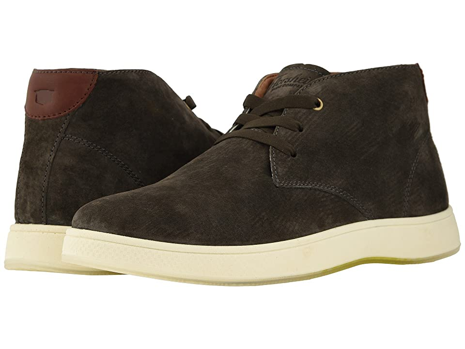 Florsheim Edge Chukka Boot (Charcoal Nubuck) Men