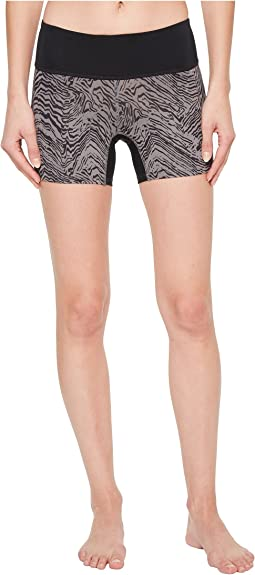 Escape Short Tights Print