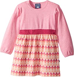 Toobydoo - Geo Pink Play Dress (Infant/Toddler)