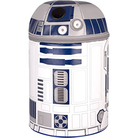 Thermos Novelty Lunch Kit, Star Wars R2D2 with Lights and Sound (K41215006S)
