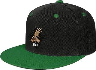 Unisex Man Woman Caps The-Claw-Klaw-Kawhi-Leonard-#2- Designed Running Caps Basketball Hats