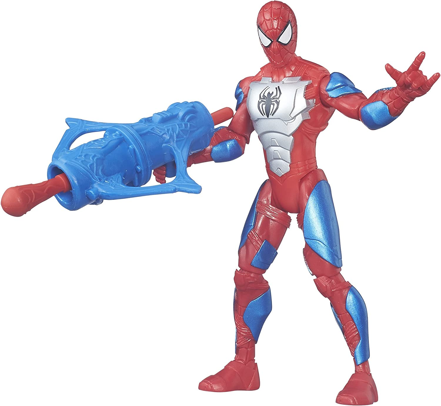 SpiderMan Armored 2 Action Figure