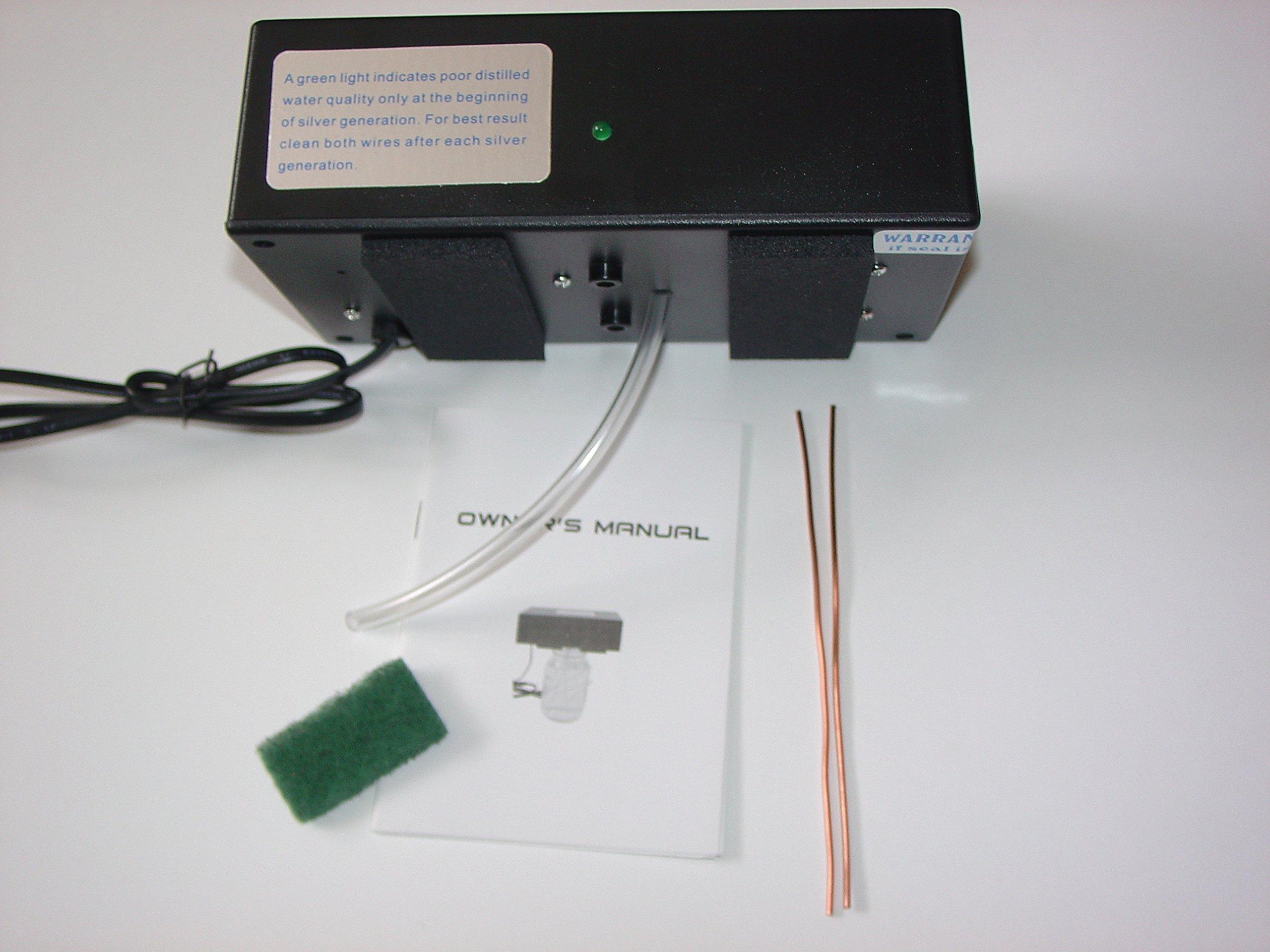 Particle Colloidal Copper Generator 105 127V
