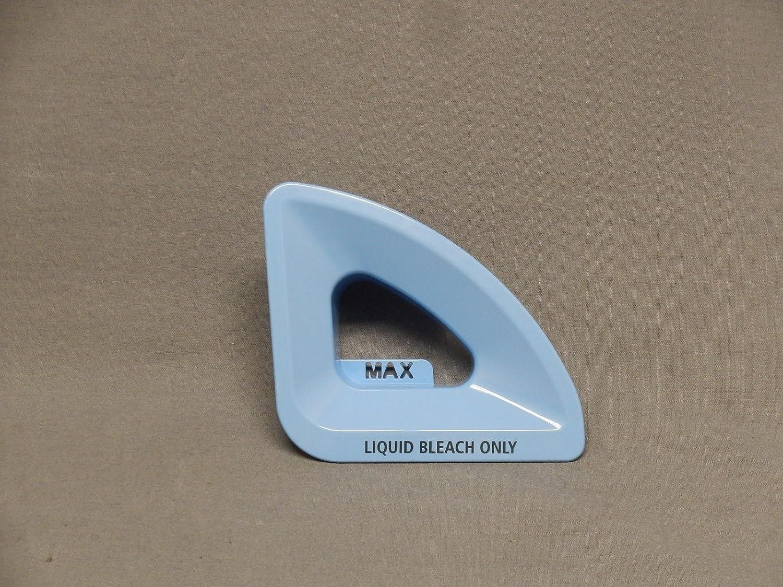 Samsung DC64-02763A Washer Bleach Genuine Dispenser Bezel Max 45% OFF Origin High quality