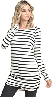 Vanilla Bay Long Sleeve Tunic Top