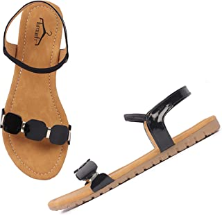Brauch Women's Oval Belt Sandal