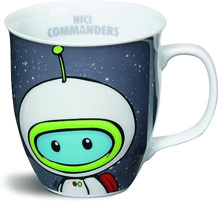 Preisvergleich für Nici 35639 Tasse Astronaut Porzellan ø 9.5 x Höhe 10 cm