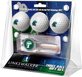 LinksWalker NCAA Unisex Kool Tool with 3 Pack Golf Balls