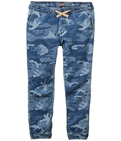 DL1961 Kids Jackson Jogger in Cryptic Blue (Big Kids) (Cryptic Blue) Boy