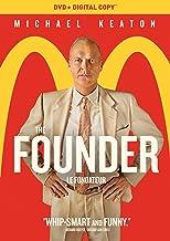 The Founder [DVD + Digital] (Bilingual)