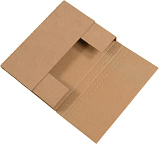 corrugated wrap mailer