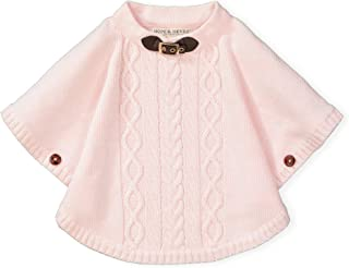 Hope & Henry Girls' Sweater Cape