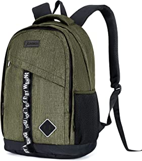 Travel Backpack for School College Student Boys Waterproof Casual Sports Hiking outdoor Bag 18 Inch