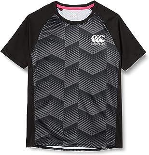 Canterbury Kids Boys Graphic Poly T Shirt Junior Short Sleeve Performance Tee