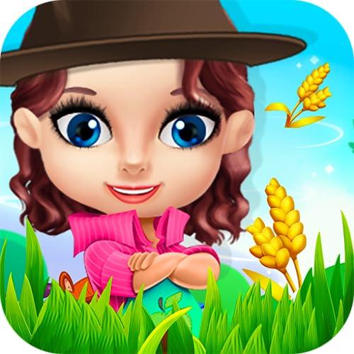 Animais da fazenda Jogos para crianças : animais e actividades agrícolas neste jogo para crianças e meninas - Gratuito