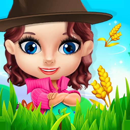 La Ferme des animaux Jeux pour enfants : les animaux et les activités agricoles dans ce jeu pour les enfants et les filles - GRATUIT