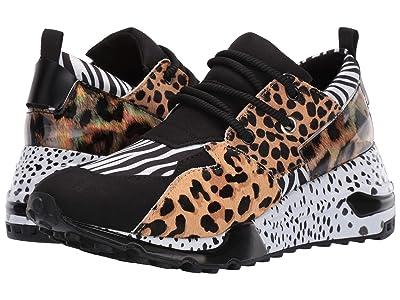 Steve Madden Cliff Sneaker (Animal Multi) Women