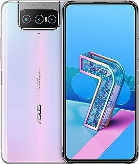 ASUSスマートフォン ZenFone 7【日本正規代理店品】 (8GB/128GB/Qualcomm Snapdragon 865/6.67インチ ワイド ナノエッジAMOLEDディスプレイ Corning Gorilla Glass 6/...