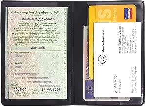 Ausweishülle Ausweisse Hüllen für KFZ Scheine Kraftfahrzeugscheine Auto PKW Neu