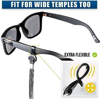 Durable Nylon Sunglasses Lanyards Sunglasses Straps Sports Safety Random #N1