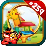 4 Fun Levels 40 Objects Per Level 160 Hidden Objects to Find 40 Achievements to Unlock and Stars to Earn