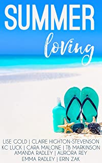Summer Loving: A collection of short summer F/F stories