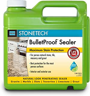 StoneTech BPSS4-1G BulletProof Stone Sealer, 1-Gallon Container 1 Gallon D14924240 1