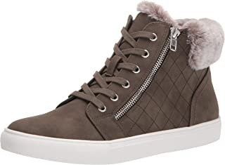 Report womens Armond Sneaker, Olive, 6.5 US