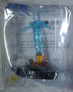 HeroClix Marvel Invincible Iron Man #101 Iron Man Limited Edition Figure with Character Card