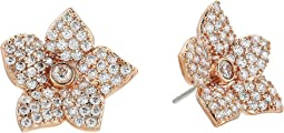 Kate Spade New York Blooming Pave Bloom Studs Earrings