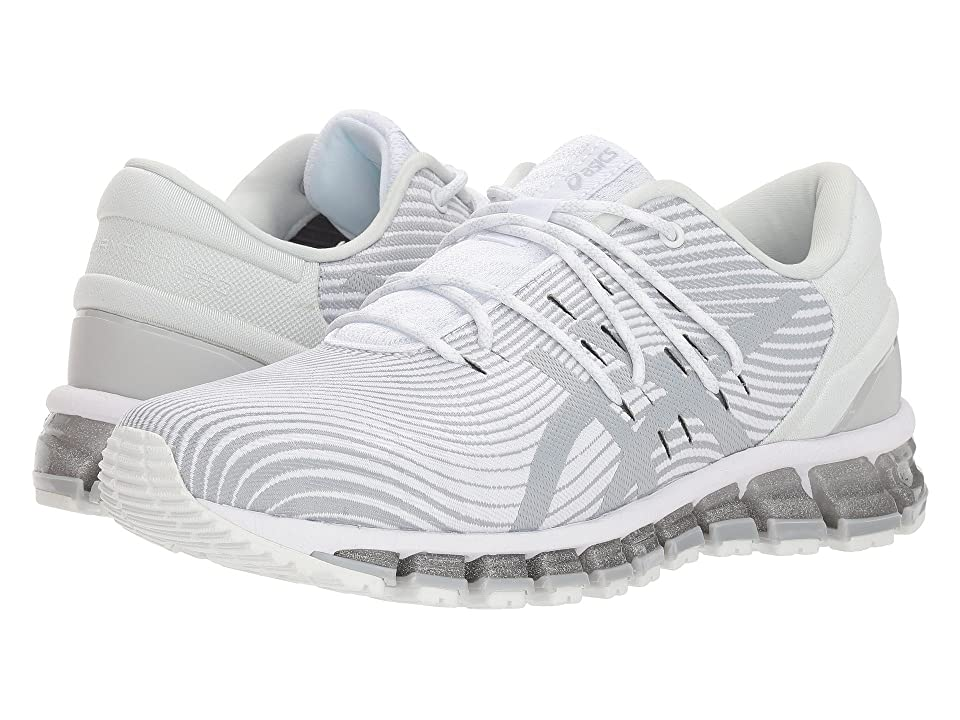 ASICS GEL-Quantum 360 4 (White/Mid Grey) Women