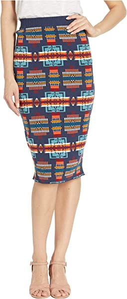 Chief Joseph Sweater Skirt