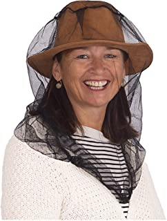Even Naturals Premium Mosquito Head Net Mesh, Ultra Large, Extra Fine Holes, Insect Netting, Bug Face Shield, Soft Durable...