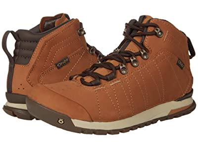 Oboz Bozeman Mid Leather (Chipmunk) Women