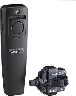 Velbon 一眼レフ用 ワイヤレス+ケーブルリモコン TWIN 1 R4C キヤノン用 392909