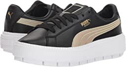 Puma Black/Metallic Gold