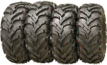 Set of 4 New AT MASTER ATV/UTV Tires 23x8-11 Front & 24x9-11 Rear /6PR P341-10147/10153 …