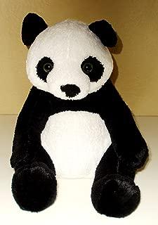 Panda Bear Soft Plush - Sits 9 Inches