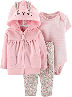 Carter's Baby Girls' Cardigan Sets 121g771