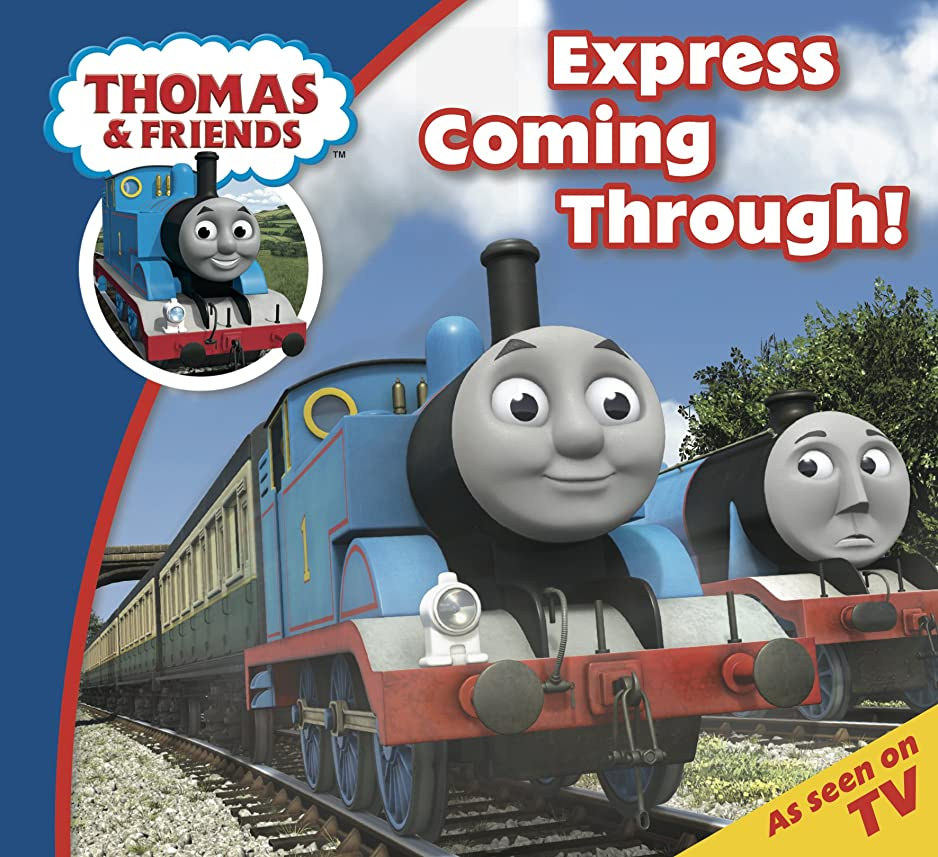 拘束勉強する仮定Thomas & Friends: Express Coming Through! (Thomas & Friends Story Time Book 6) (English Edition)