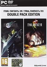 Final Fantasy 7 & 8 Bundle [Importación Italiana]