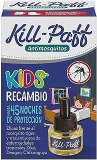 comprar comparacion Kill Paff Kids| Insecticida Eléctrico| Antimosquitos |Eficaz Contra Mosquito Tigre y Transmisores de Enfermedades Tropical...